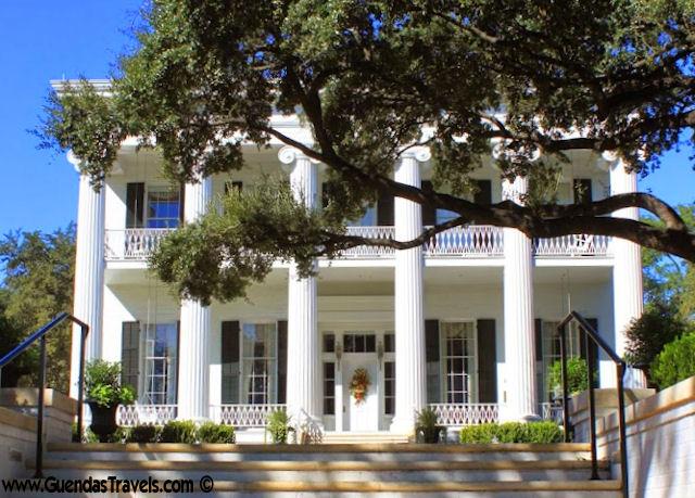 governor's mansion austin