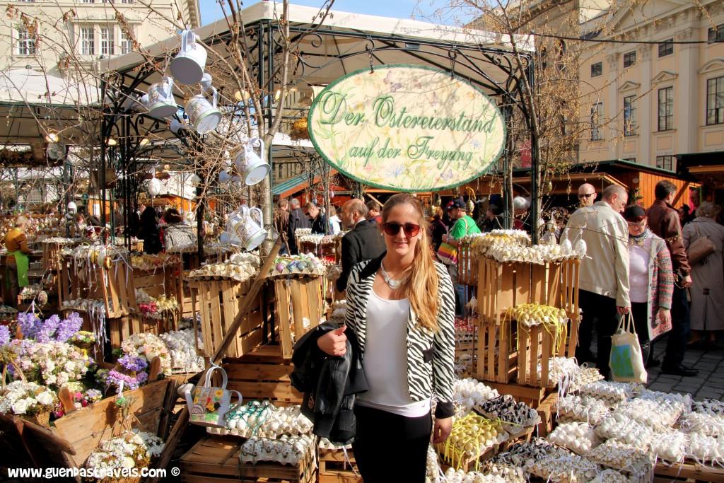 Mercatini di Pasqua a Vienna