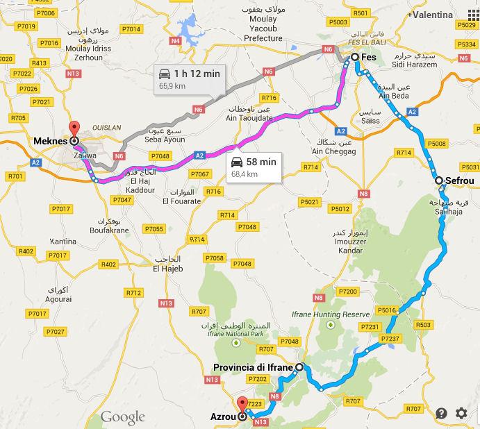 marocco trip