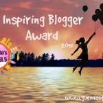 Very Inspiring Blogger Award 2015: Guenda's Travels risponde