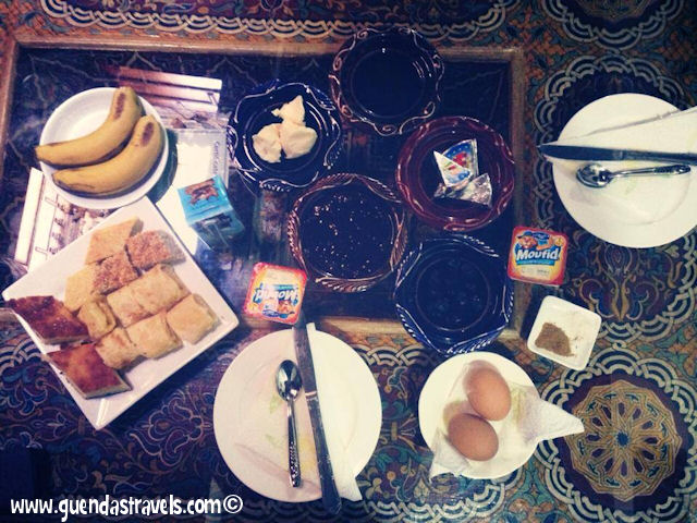 breakfastmorocco