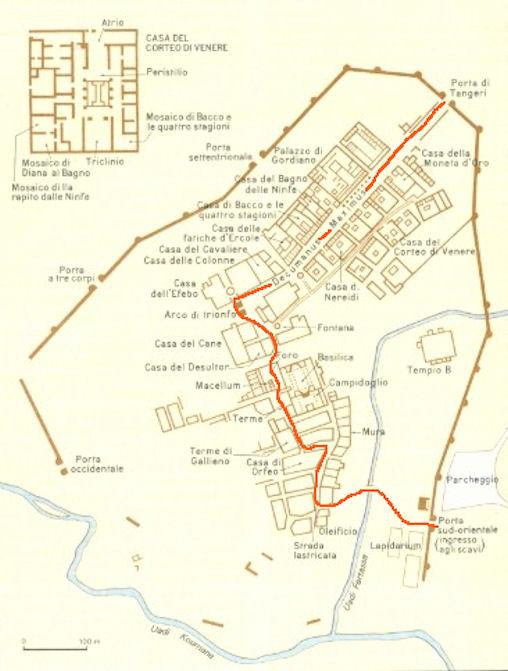 mappa volubilis