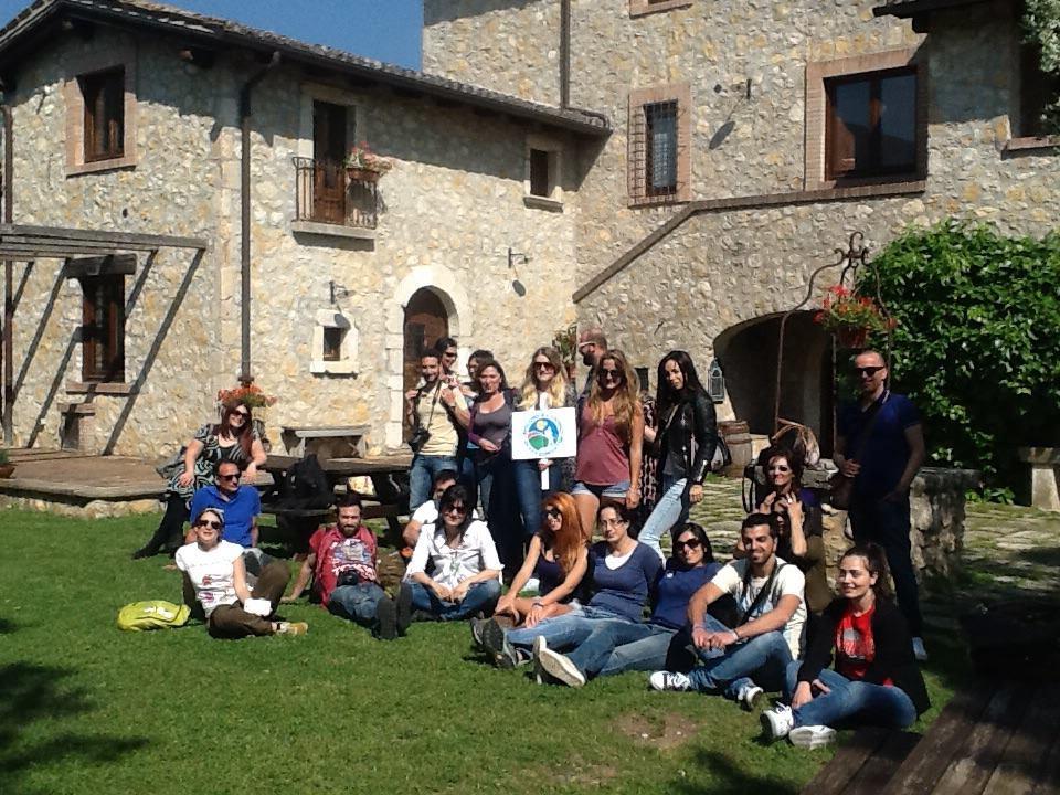 Gruppo Blog Tour #AmazingCiociaria