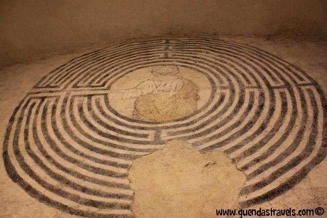 alatri cristo nel labirinto