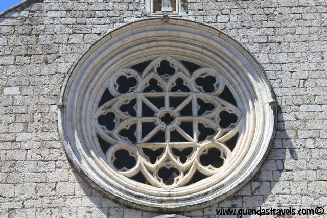 alatri rosone chiesa santa maria maggiore
