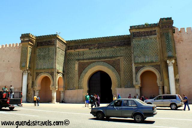 Bab el Mansour Meknès