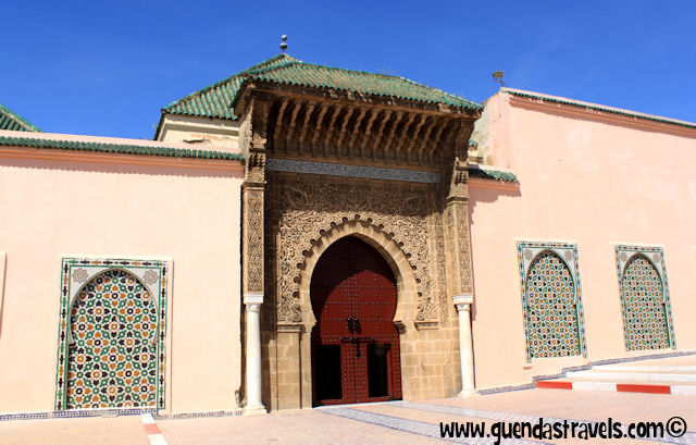 Mausoleo Moulay Ismail Meknès