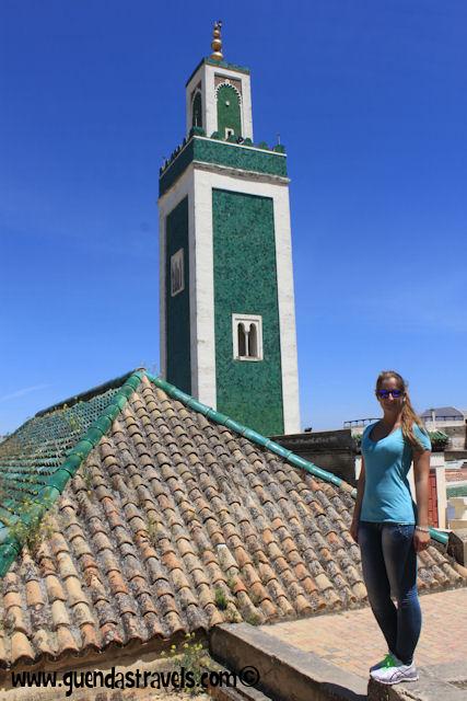 Minareto Grande Mosquée