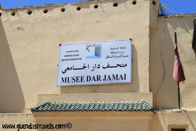 Musee Dar Jamai Meknès