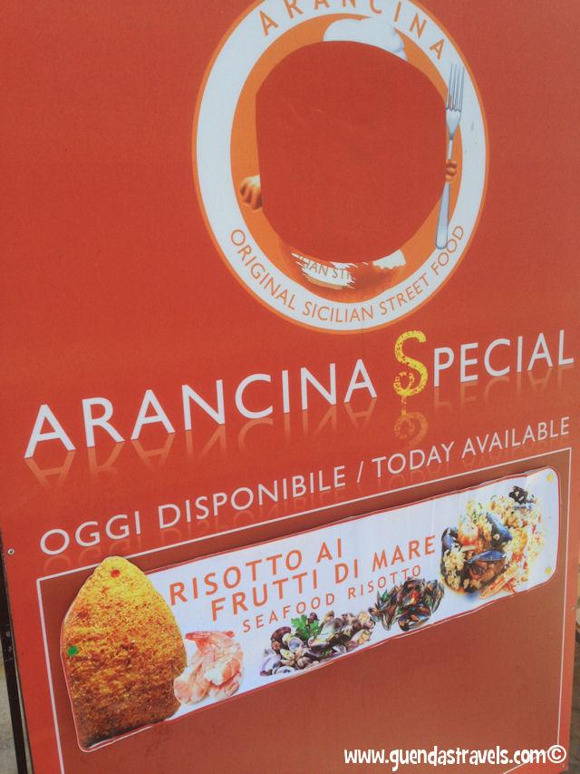 arancina special