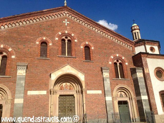 basilica di s'eustorgio milano
