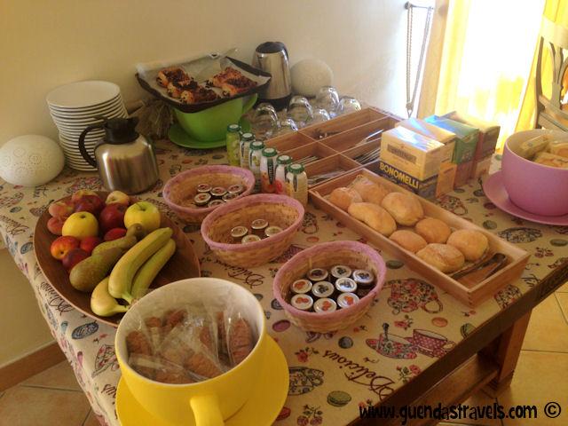 colazione il gheppio