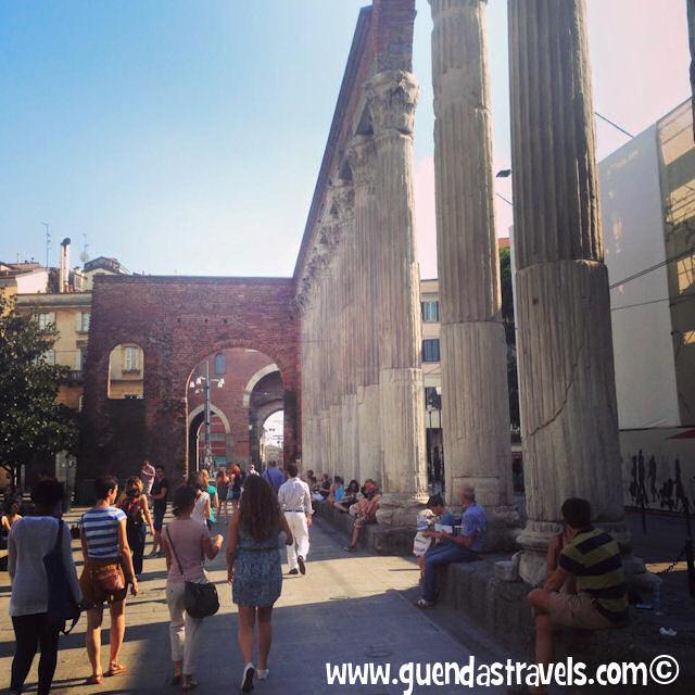 colonne san lorenzo milano