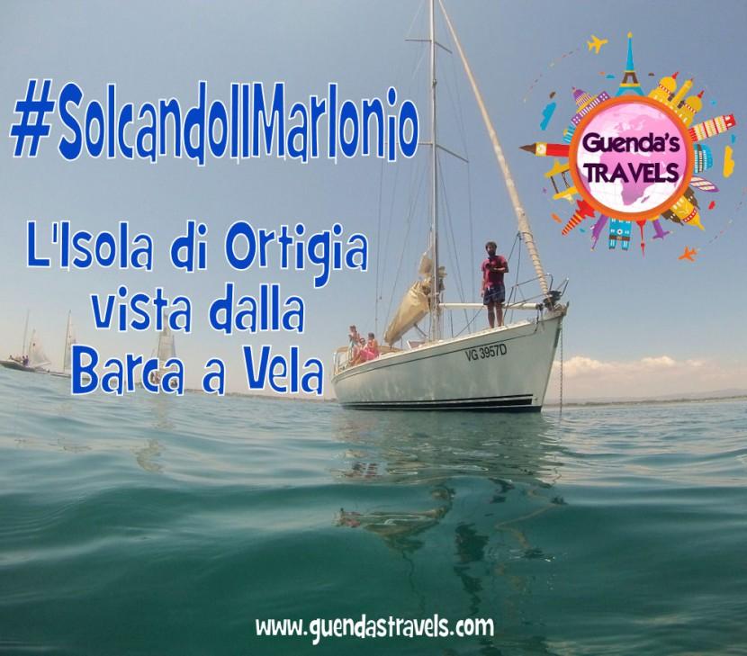 #SolcandoIlMarIonio gita in barca a vela ortigia