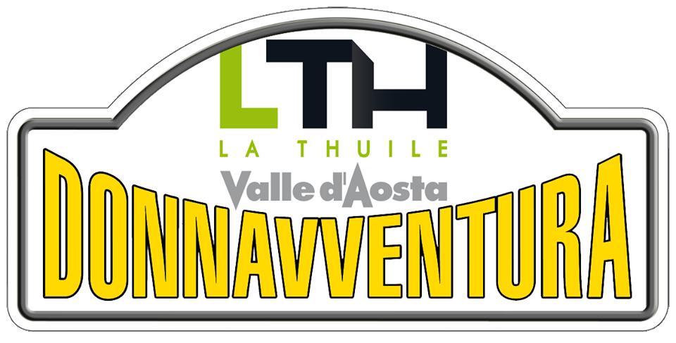 logo donnavventura la thuile 2015