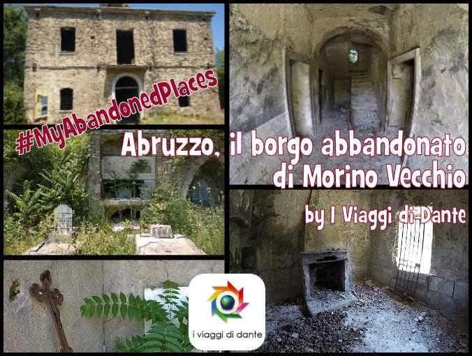 #MyAbandonedPlaces Morino vecchio