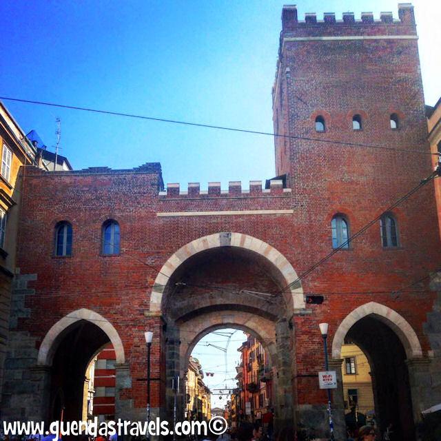 porta medievale milano