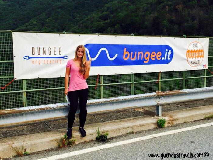 Bungee Jumping Veglio Guenda's Travels
