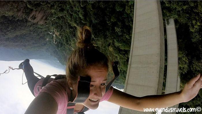 Bungee Jumping Veglio Guenda's Travels 4