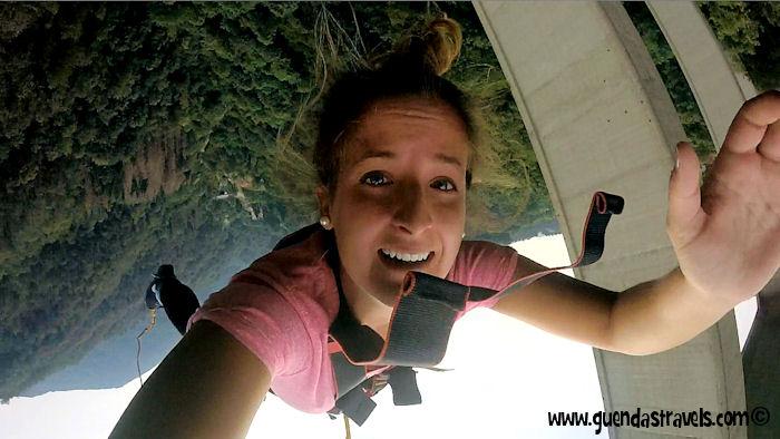 Bungee Jumping Veglio Guenda's Travels 5
