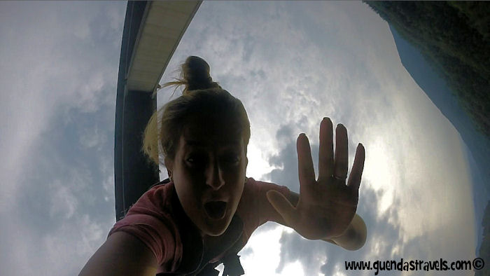 Bungee Jumping Veglio Guenda's Travels 6