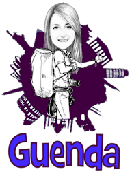 guenda's travels avatar viola
