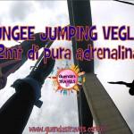 Bungee Jumping Veglio: 152mt di pura adrenalina!!!
