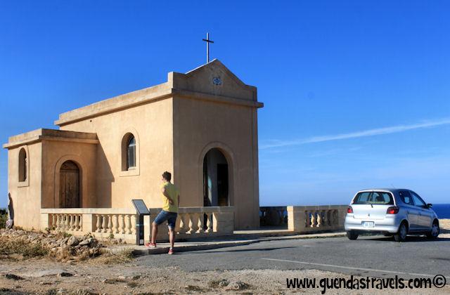 dhalet ix xilep chapel malta