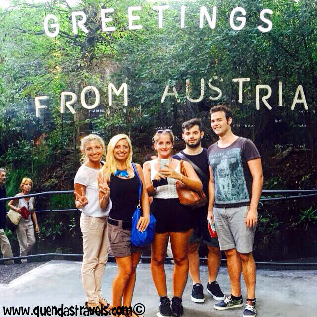 #disagiatedtravelblogger greetings from austria expo