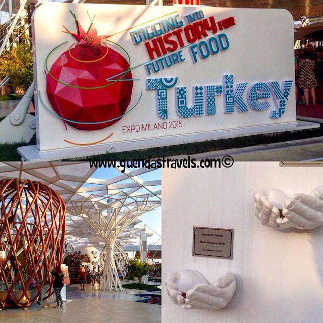 #disagiatedtravelblogger padiglione turchia