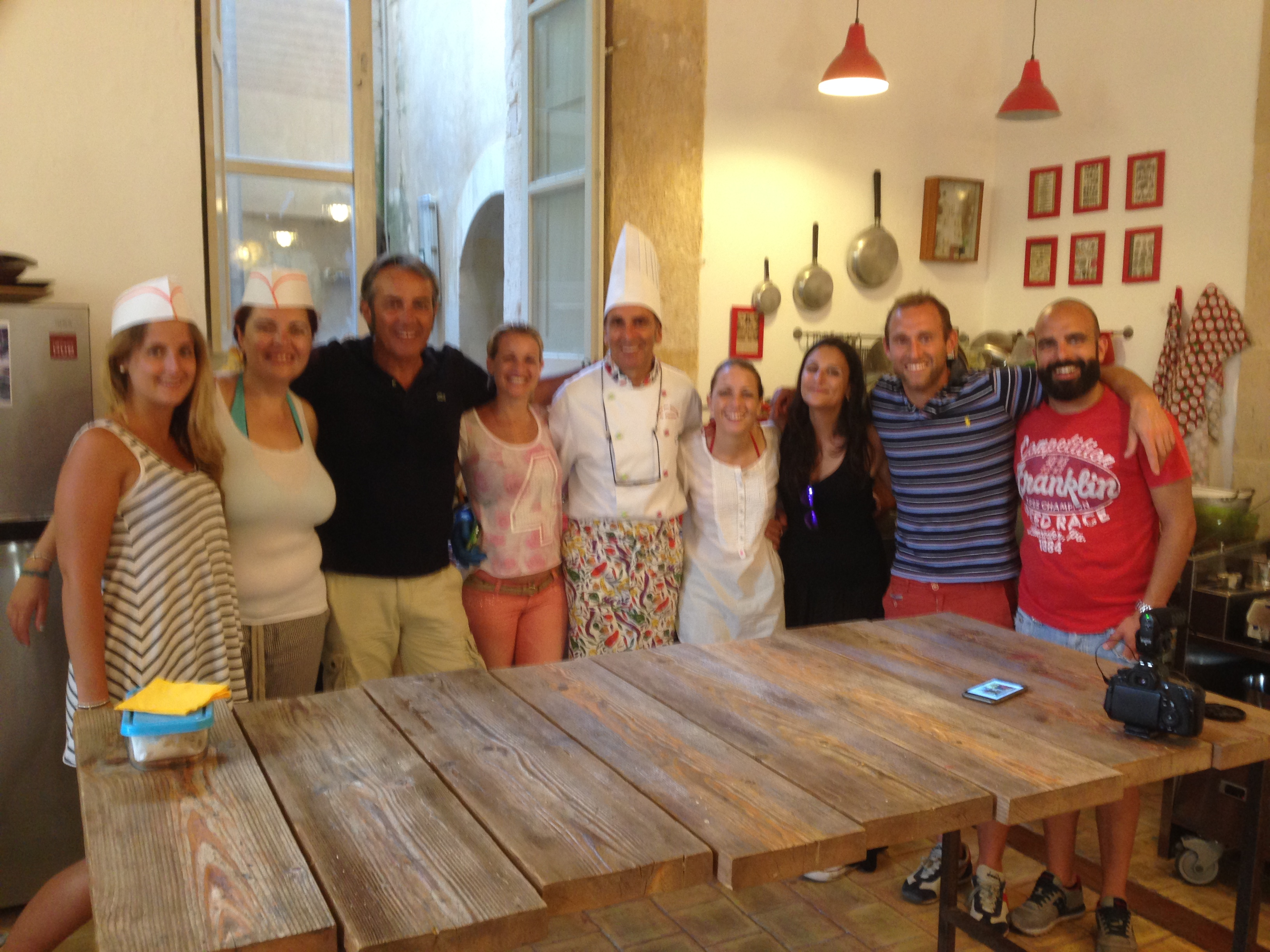 cooking lesson con sicilying