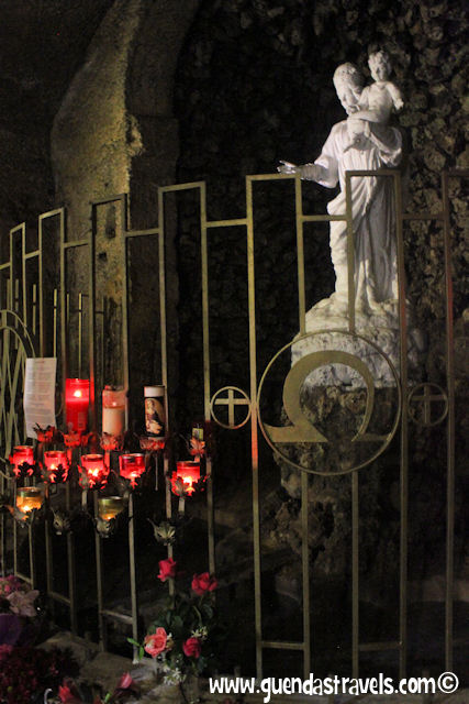 Grotto of the Madonna