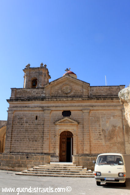 Sanctuary of Our Lady of Mellieha