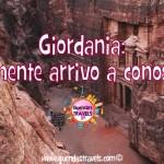 Giordania Blog Tour: finalmente arrivo a conoscerti!
