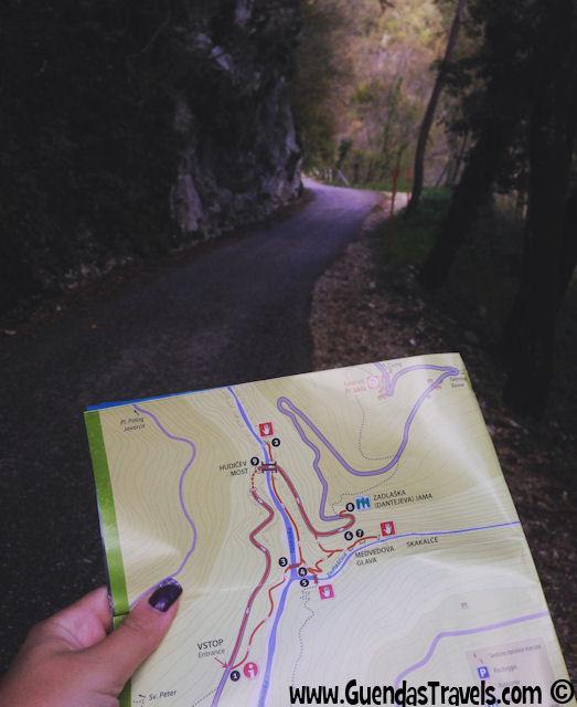 gole di tolmin trekking