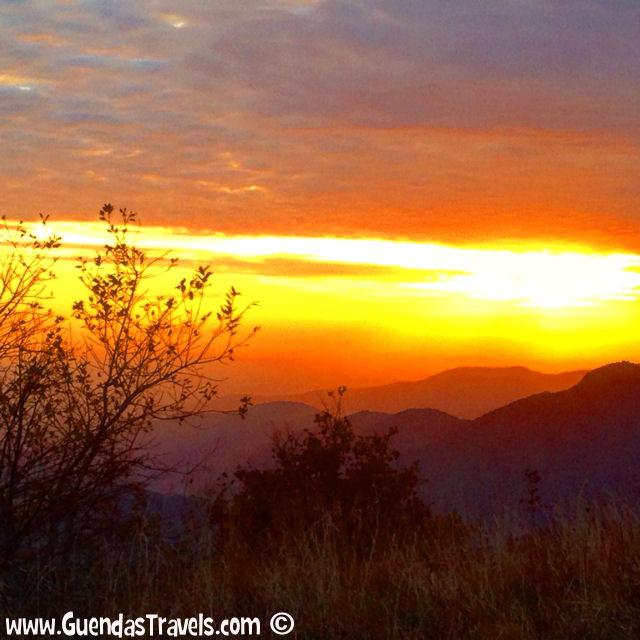sunset kolovrat