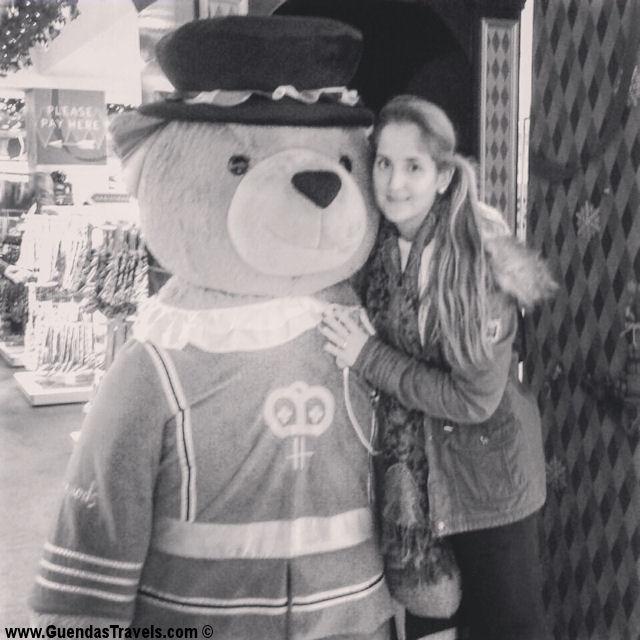harrods bear