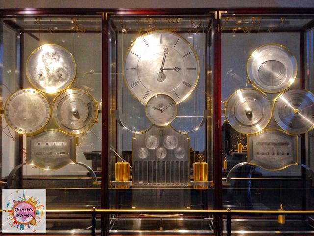 orologio mondiale