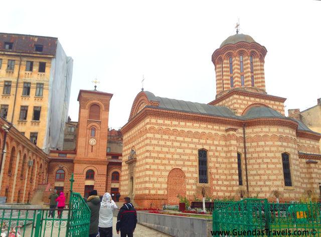 Biserica Dumneasca