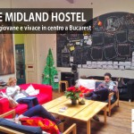 The Midland Hostel: ostello giovane e vivace in centro a Bucarest