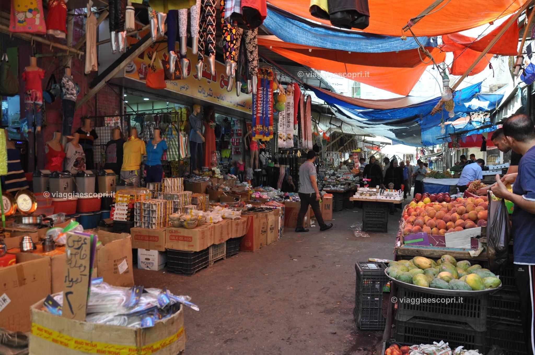amman mercato by viaggiaescopri