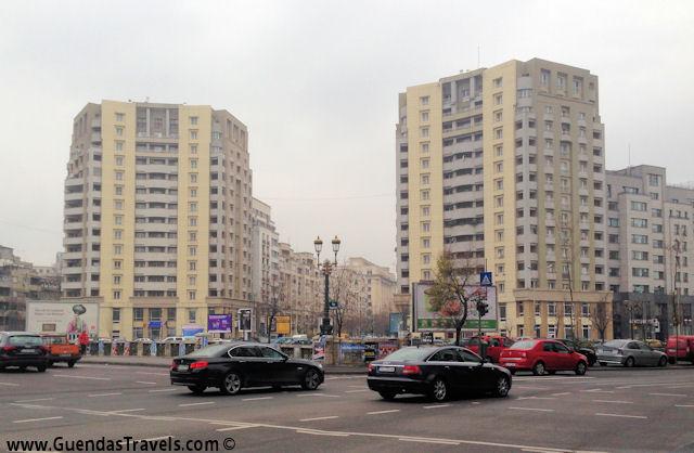 48 ore a Bucarest