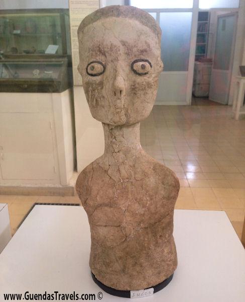 cosa vedere ad amman museo archeologico
