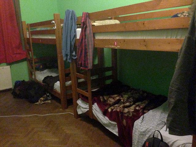 midland hostel dorm