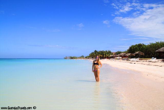 cayo jutias spiaggia