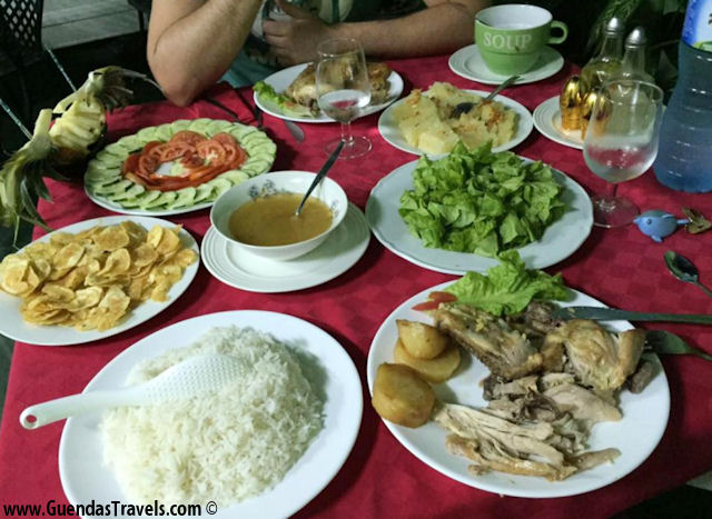 casa particular cena