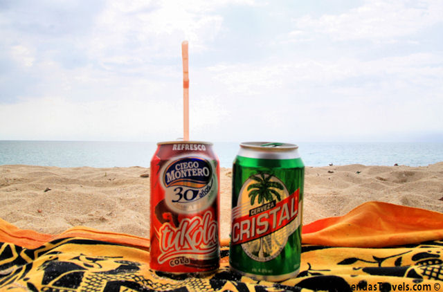 playa ancon refresco