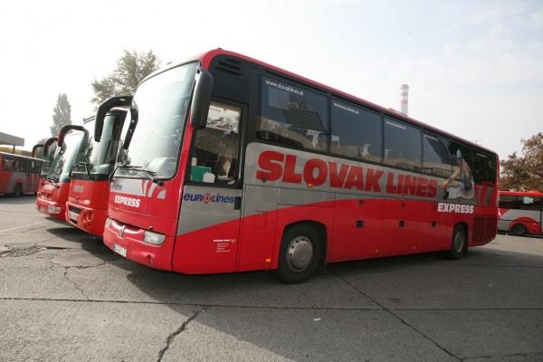 bratislava - vienna slovak lines