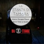 LA STANZA DI TAMARA: Horror Escape Room da In Time a Suisio