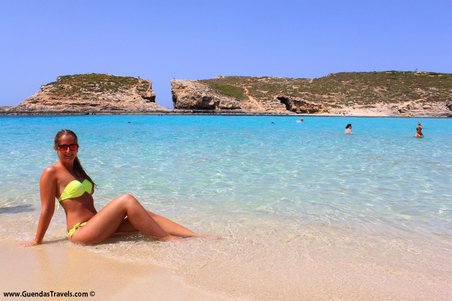 malta blue lagoon